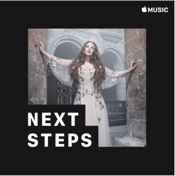 Friday Music - The Next Steps Playlist - Sarah Brightman : Sarah