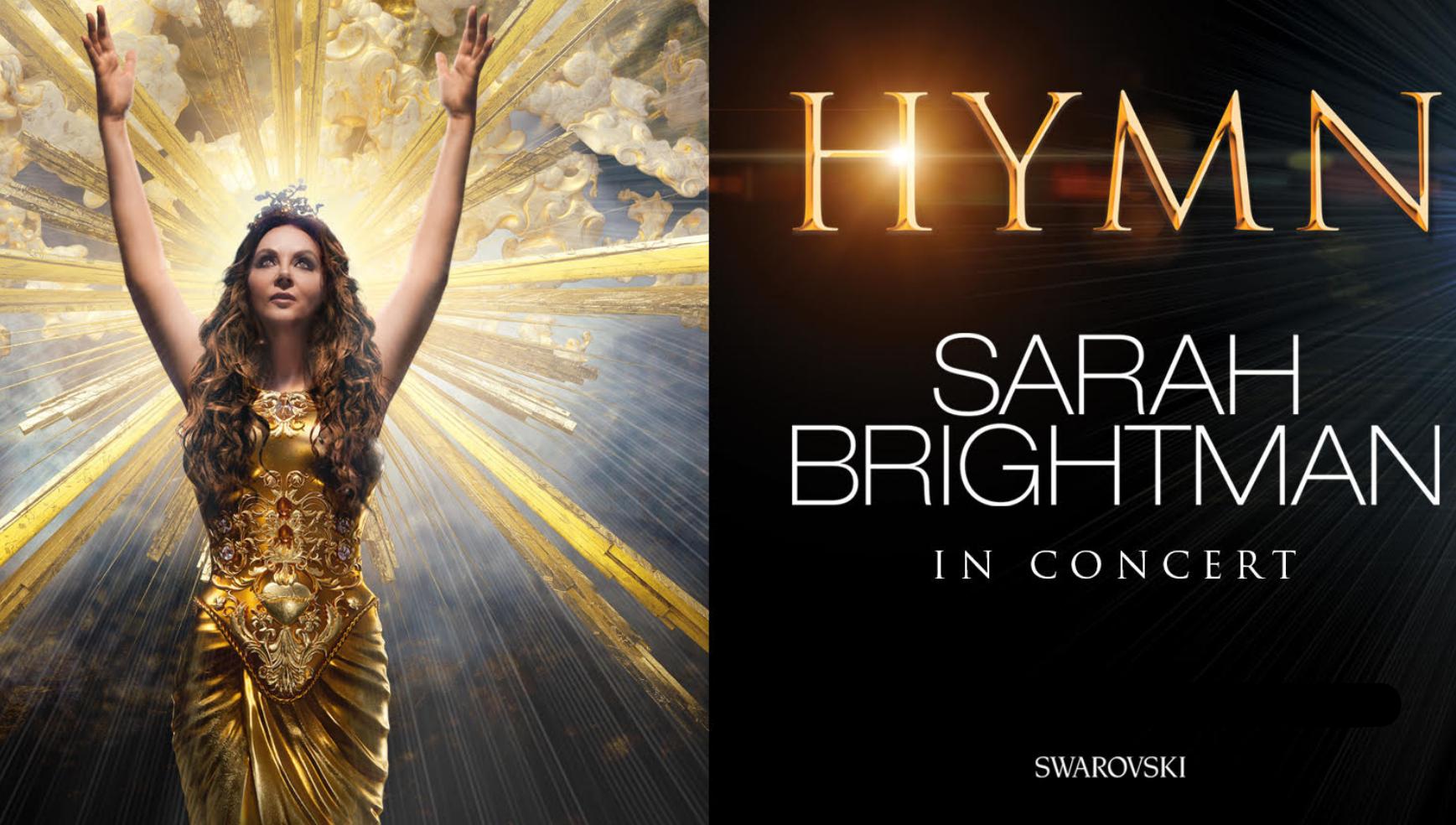 Toyota Las Vegas >> The HYMN World Tour Returns to the US in October 2020! - Sarah Brightman : Sarah Brightman